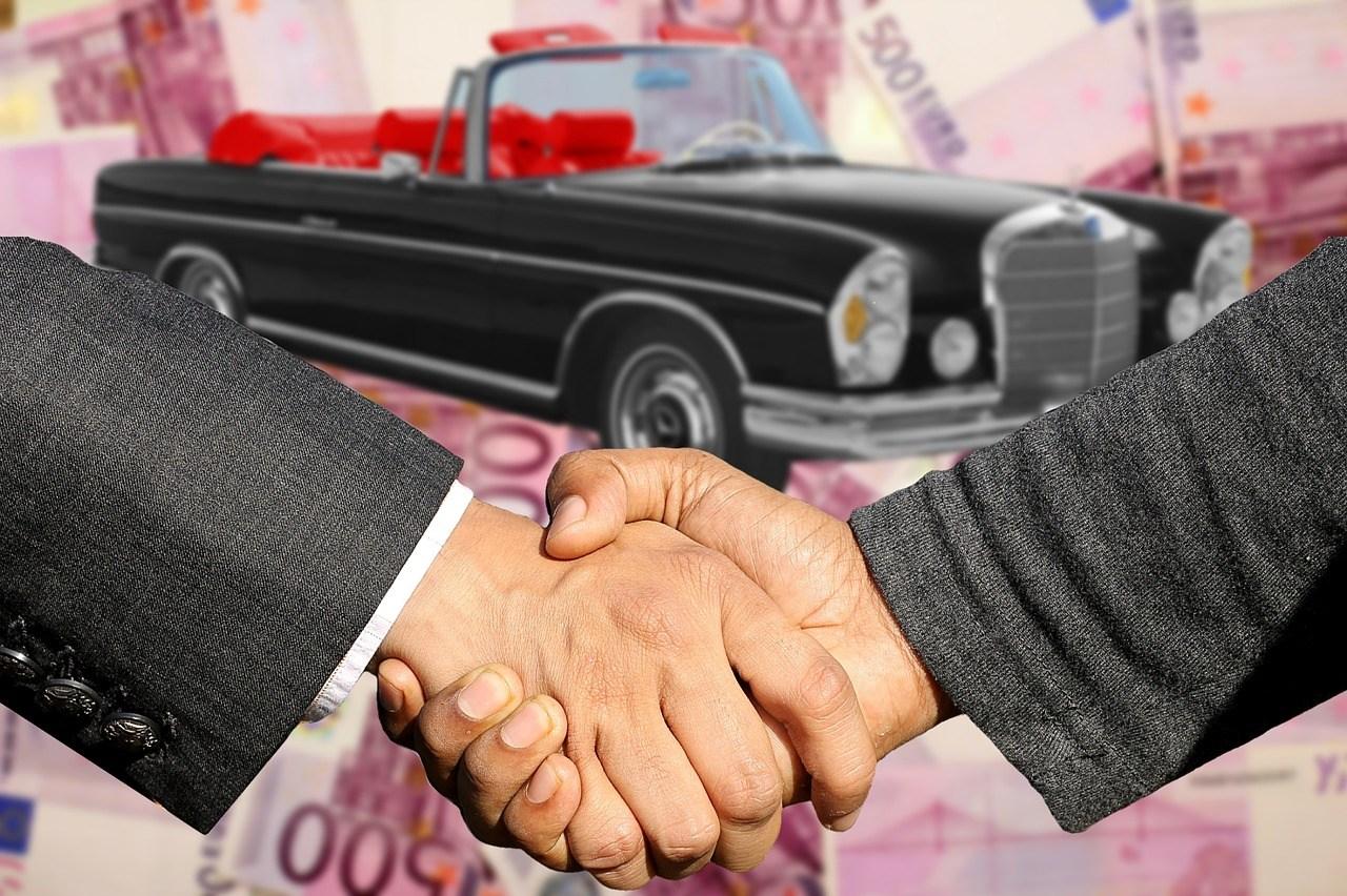 Grunde til at sætte biler til salg med mere